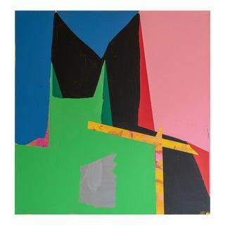 "Paul Behnke ""Bat Form"", Painting For Sale"