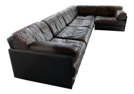 Image of Leather Sectionals