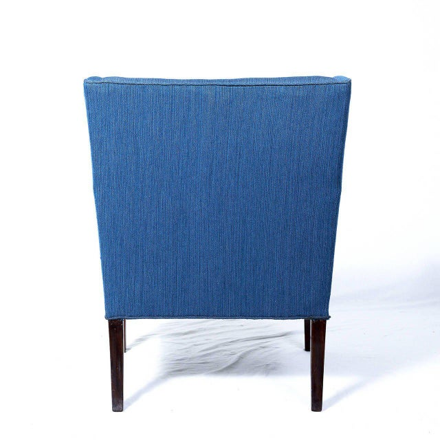 1940s Frits Henningsen Lounge Chair For Sale - Image 5 of 7