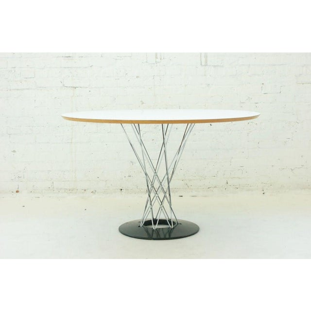 Mid-Century Modern Isamu Noguchi Cyclone Table For Sale - Image 3 of 6