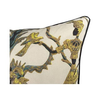 Jim Thompson Duequetterie Pillow Preview
