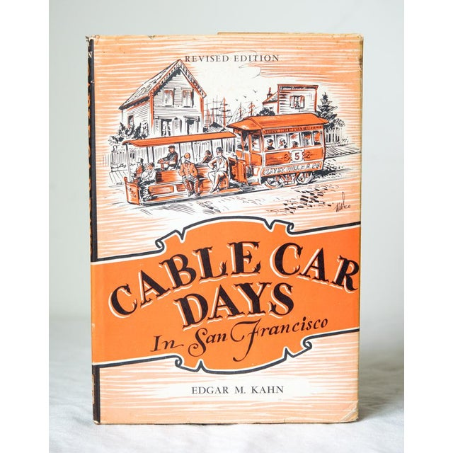 """""""Cable Car Days in San Francisco"""" 1945 Book - Image 2 of 5"""