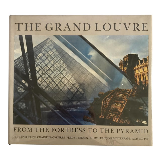 """""""The Grand Louvre"""" First Edition Art Book For Sale"""