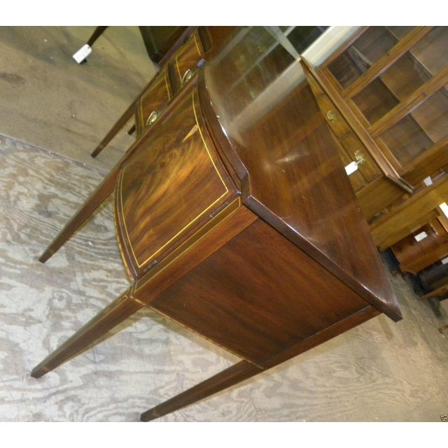 Henkel Harris Mahogany Server Buffet For Sale - Image 10 of 10