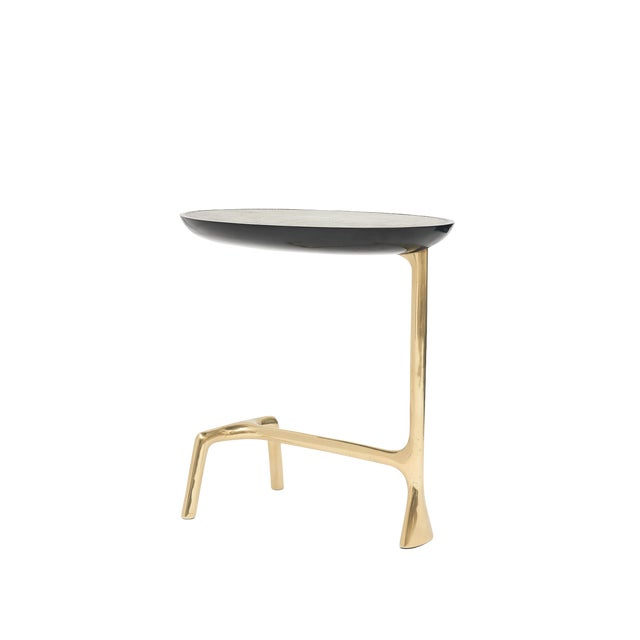 Uovo Side Table by Sylvan s.f. For Sale
