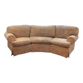 Harden Furniture Wedge Sofa For Sale