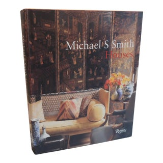 Michael S. Smith Houses Book For Sale