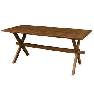 Vintage Sarreid LTD Truck Bed Dining Table For Sale