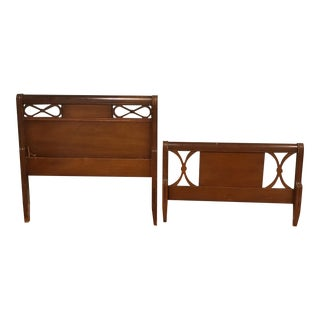 Mid-Century Henredon Twin Bed