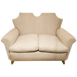 In the Taste of Arbus, French Sofa, Circa 1940