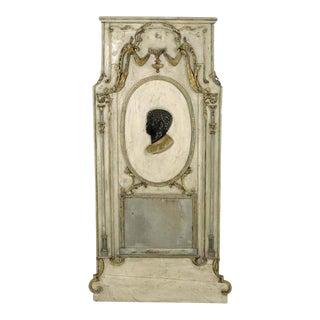 18th C Venetian Trumeau For Sale