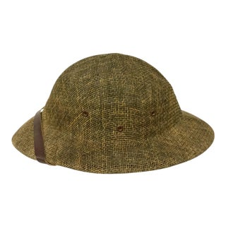 Vintage Genuine Safari Hat For Sale