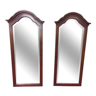 Vintage 1990s Pennsylvania House Mirrors - a Pair For Sale