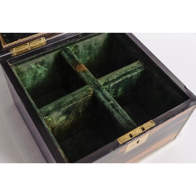 Mid 19th Century Cellarette box For Sale - Image 5 of 8