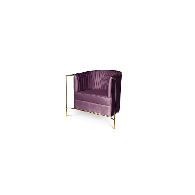Not Yet Made - Made To Order Desire Chair From Covet Paris For Sale - Image 5 of 7