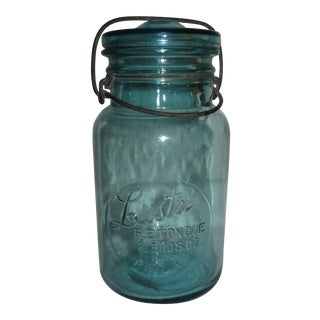 Lustre Quart Fruit Jar