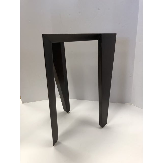 Set of 3 Modern Nesting Tables For Sale - Image 4 of 6