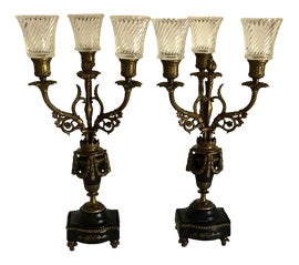 Image of Candelabras in Raleigh