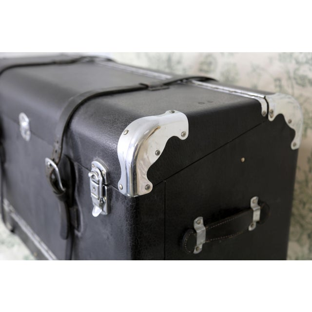 Americana Vintage Wahl Automobile Trunk For Sale - Image 3 of 12