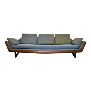 Mid-Century Modern Adrian Pearsall Gondola Sofa by Craft Associates For Sale