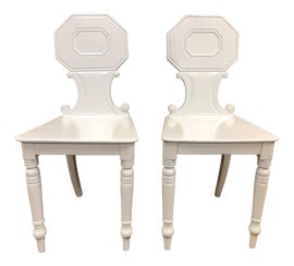 Image of Regency Side Chairs