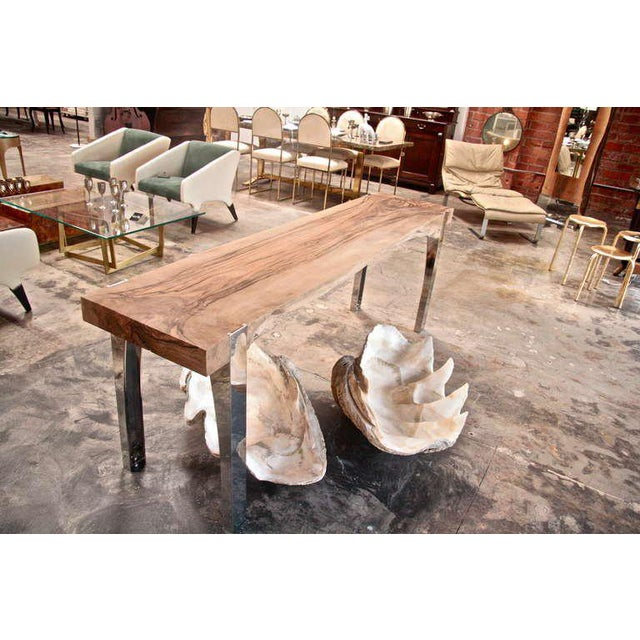 """Italian Console or Table """"Diva"""" For Sale - Image 3 of 11"""