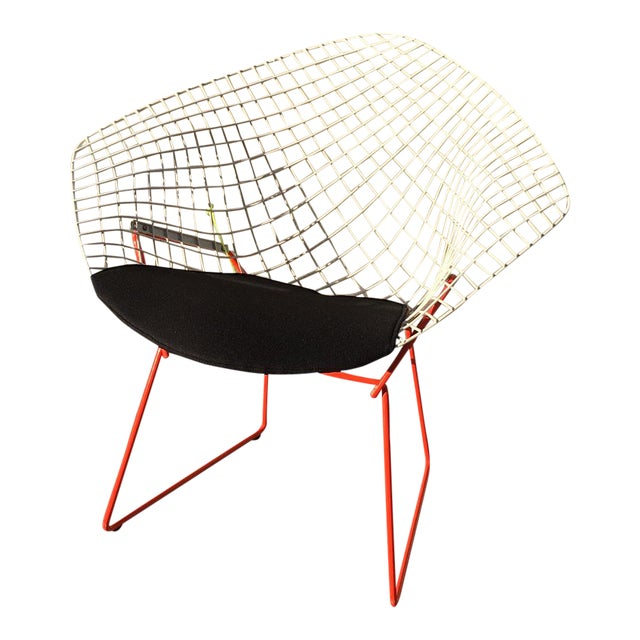 Knoll Studios Harry Bertoia Diamond Chair - Image 1 of 11