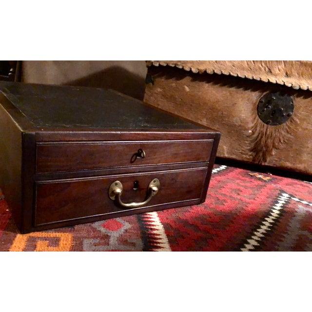 Partner's Portable Writing Desk For Sale - Image 4 of 7