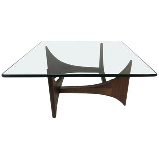 Mid Century Modern Coffee Table by Adrian Pearsall For Sale