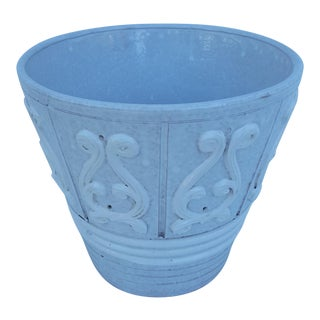 Italian Ceramic Planter Pot