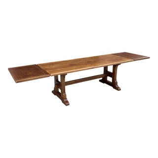 Antique French Farmhouse Table Desk Dining Farm Table For Sale