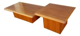 Image of Amber Accent Tables