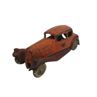 1930s Antique Hubley Barclay Coupe Car Tootsie Toy