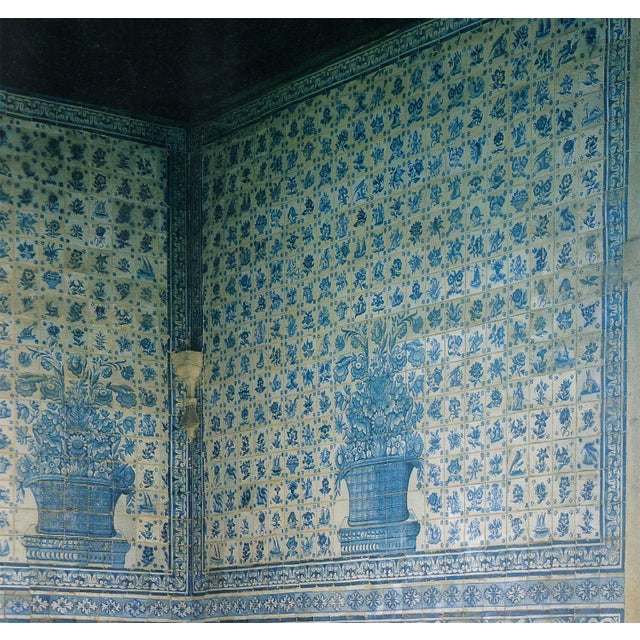 18th Century Greek Style Baroque Tiles - Set of 4 For Sale - Image 11 of 13