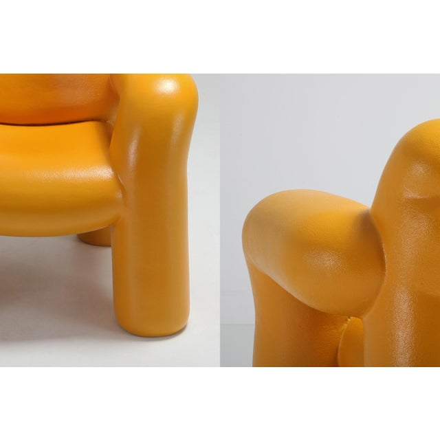 Blown-Up Chair by Schimmel & Schweikle For Sale - Image 10 of 11