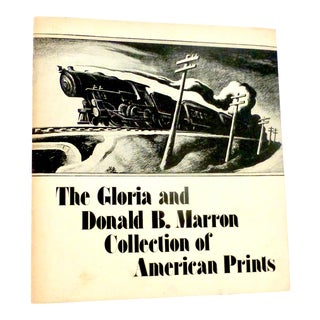 Mid Century American Prints Catalogue For Sale