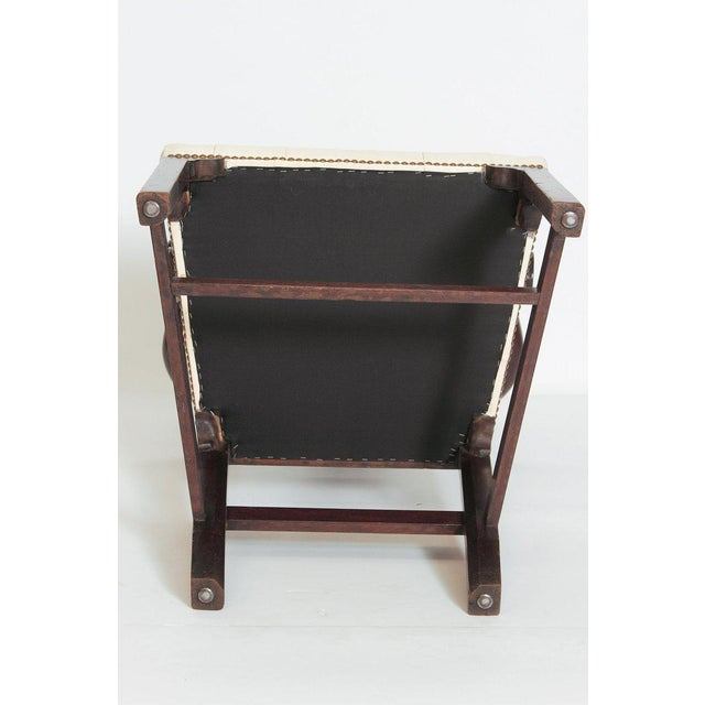 Late 18th Century Chippendale Mahogany Armchair For Sale - Image 12 of 13