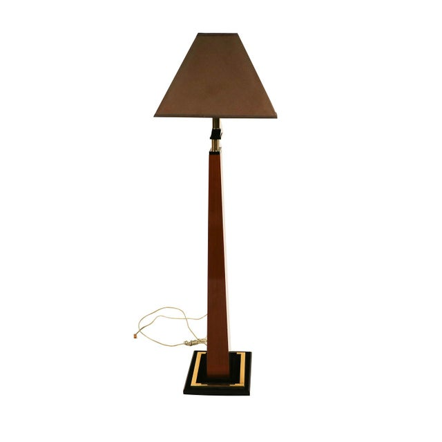 Mid-Century Modern Vintage Bauer Floor Lamp For Sale - Image 3 of 10