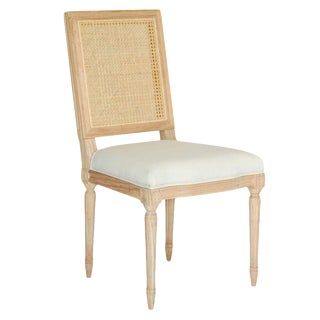 Bienville Chair With Cane For Sale