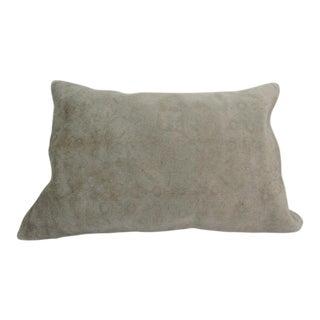 Handmade Vintage Kilim Pillow Cover For Sale