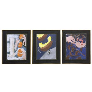Figurative Paintings by John Newling - 3 For Sale