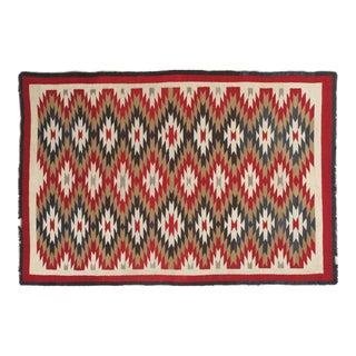 Vintage Navajo Rug, 4'7x7 For Sale