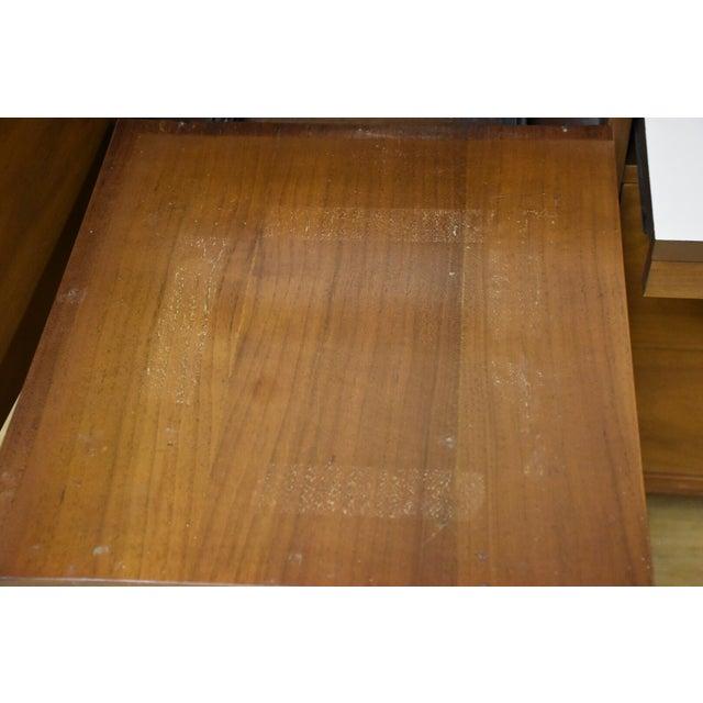 Mainline by Hooker Roll Top Desk For Sale - Image 9 of 11