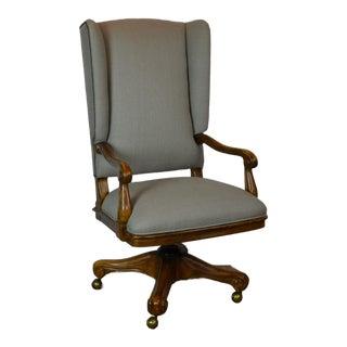 1970s Vintage Drexel Desk Chair For Sale