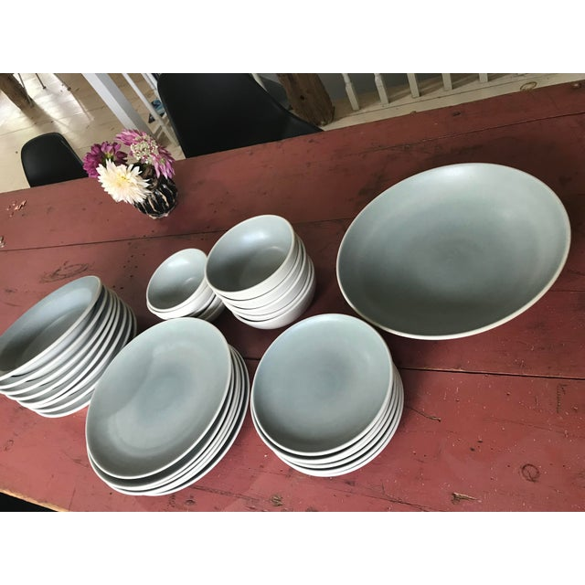 Heath Ceramics Plates and Bowls - Set of 33 For Sale - Image 12 of 12