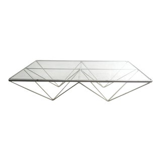 """""""Alanda"""" Coffee Table Attributed to Paolo Piva For Sale"""
