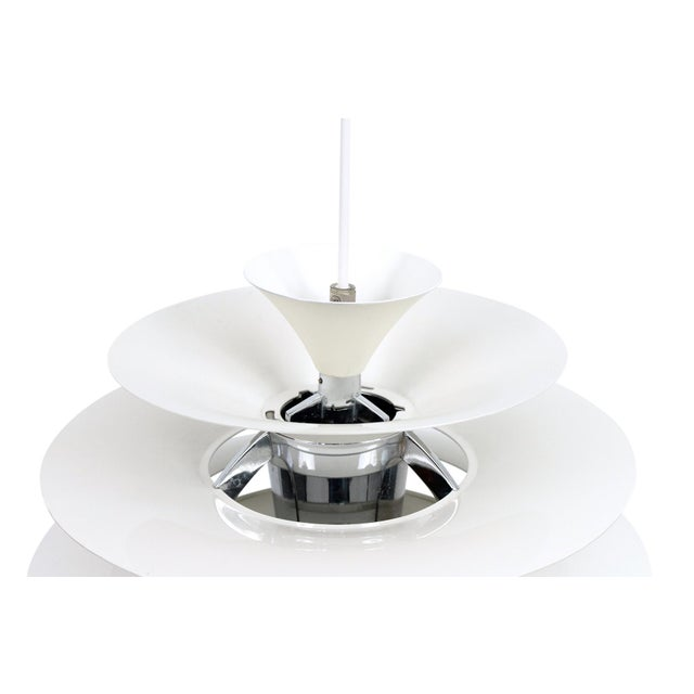 Poul Henningsen Snowball Pendant For Sale - Image 12 of 13
