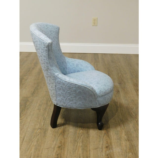 Antique Victorian Childs Slipper Chair For Sale In Philadelphia - Image 6 of 13