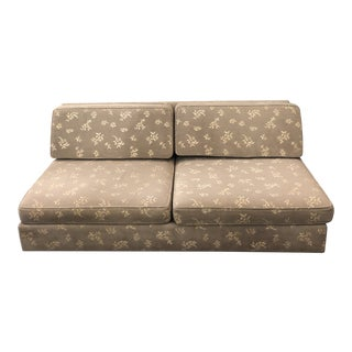 Mid Century Modern Adrian Pearsall Style Sofa For Sale