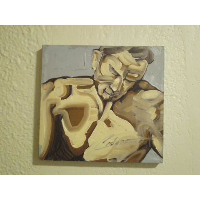 Original Figural Painting - Image 7 of 7